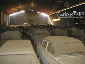 austin A40 superset car found in barn